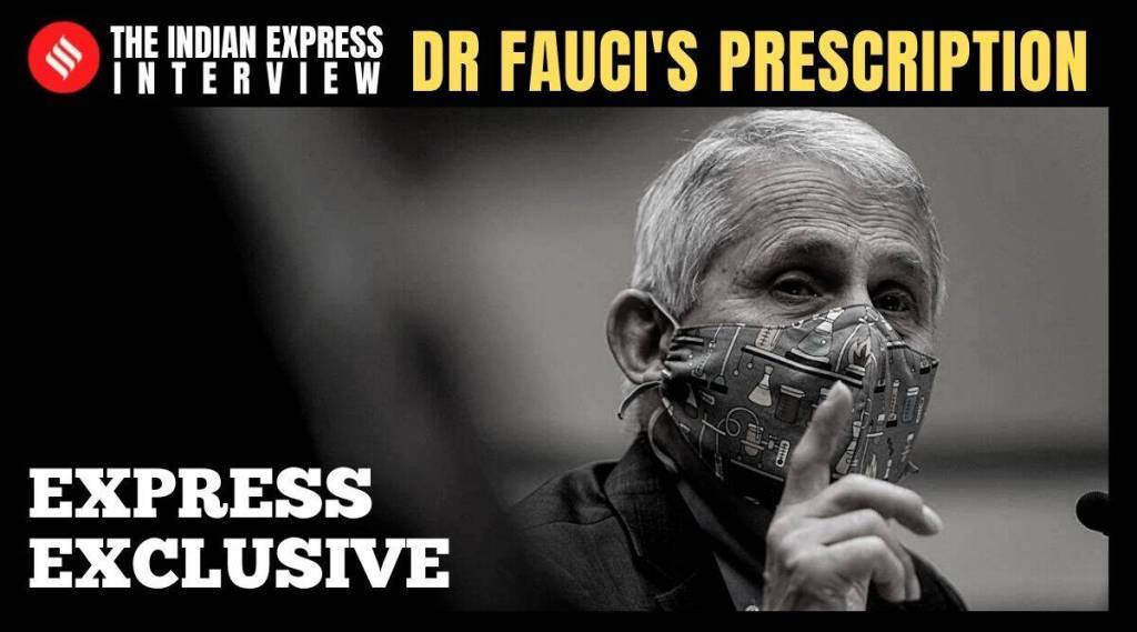 Dr Anthony S Fauci on India's Covid Crisis