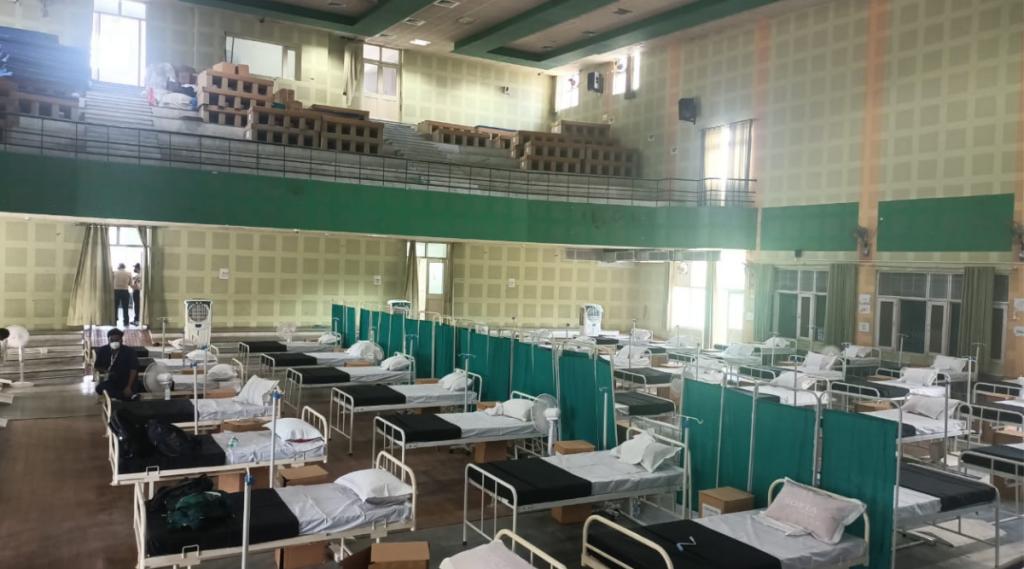 Oxygen beds rural covid testing coronavirus cases India Tamil News