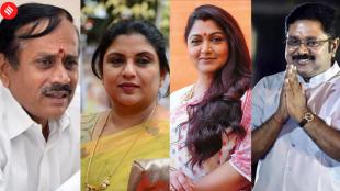 Star Candidates H Raja TTV Dhinakaran Kushboo Sripriya