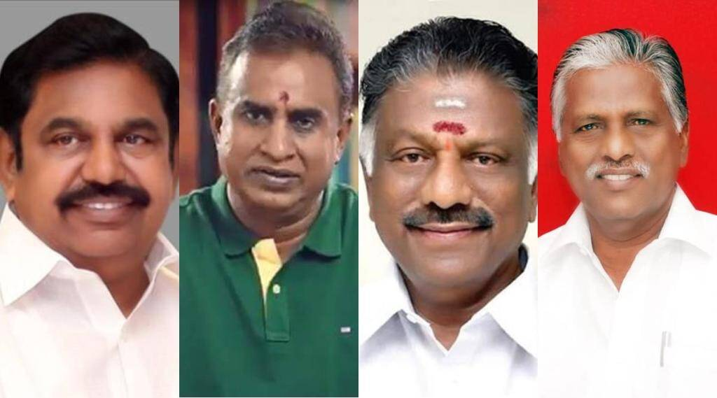 aiadmk, dmk, aiadmk become strong opposition party, aiadmk leaders, ops, eps, sp velumani, kp munusamy, vijaya baskar, அதிமுக வலுவான எதிர்க்கட்சி, பாமக, பாஜக, ஒபிஎஸ், இபிஎஸ், எஸ்பி வேலுமணி, கேபி முனுசாமி, bjp, pmk, nainar nagendran, gk mani
