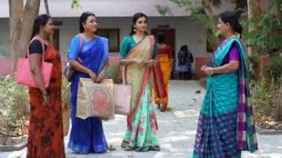 baakiyalakshmi serial, baakiyalakshmi serial today episode, Bakya go to school for cooking order in school, பாக்கியலட்சுமி சீரியல், பாக்கியலட்சு சீரியல் இன்று, பாக்யா, கோபி, செல்வி, ஜெனிஃபர், சாந்தி , Selvi, Jeniffer, Shanthi, baakiyalakshmi
