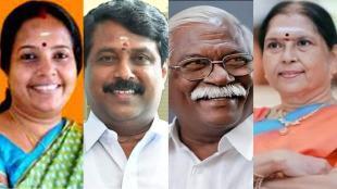 BJP winning 4 seats, after 15 years BJP returns with 4 mla to tamil nadu legislative, tamil nadu legislative, vanathi srinivasan, nainar nagendran, mr gandhi, saraswathi, 15 ஆண்டுகளுக்கு பிறகு 4 பாஜக எம்எல்ஏக்கள் வெற்றி, கோவை தெற்கு, வானதி சீனிவாசன், திருநெல்வேலி, நயினார் நாகேந்திரன், நாகர்கோவில், எம்ஆர் காந்தி, மொடக்குறிச்சி, சரஸ்வதி, bjp winning 4 mlas, coimbatore south, tirunelveli, nagarkovil, modakurichi
