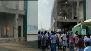 Breaking News boiler exploded in cuddalore chemical plant 3 dies
