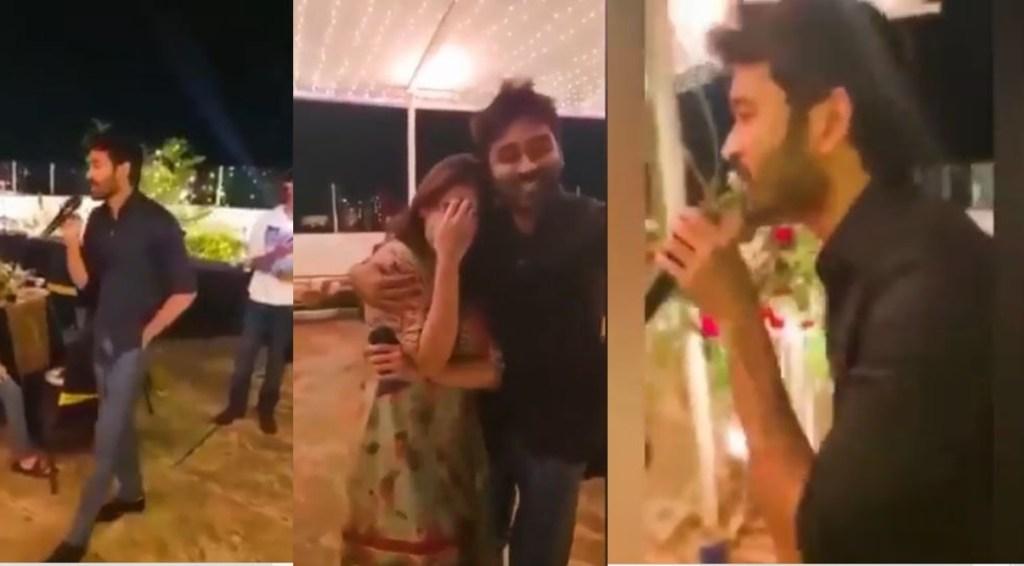 Dhanush's 'Ilamai Thirumbuthe' video with Aishwarya goes viral!