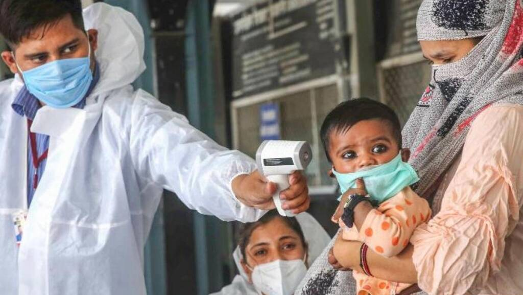 Chennai corona virus, daily reports