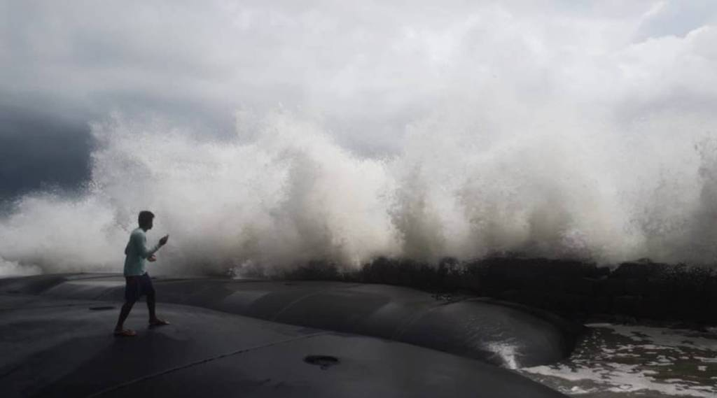Chennai weather update New cyclone formed in Southeast Arabian sea