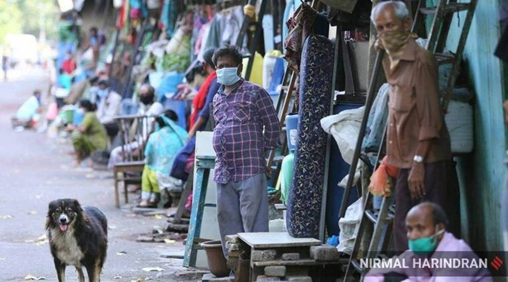 Once a covid hotspot Dharavi now sees lowest cases in second wave Tamil News