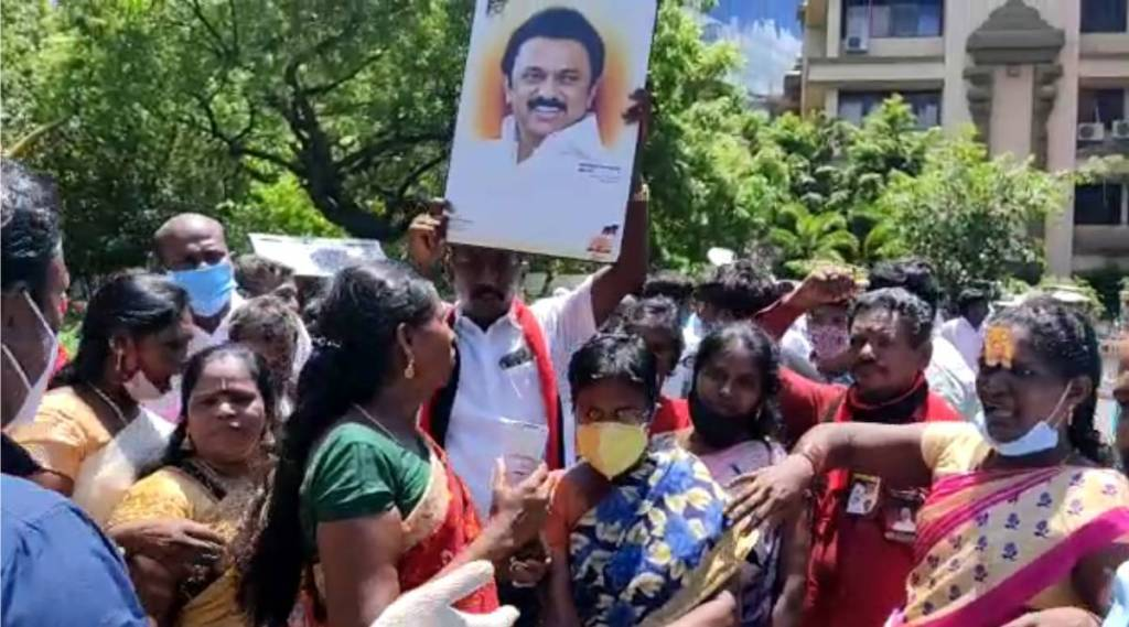 Election Commission order to stop immediately victory celebrations, DMK celebrations, political parties, தேர்தல் ஆணையம், வெற்றி கொண்டாட்டம், திமுக வெற்றி கொண்டாட்டம், dmk victory celebrates, mk stalin, election commission