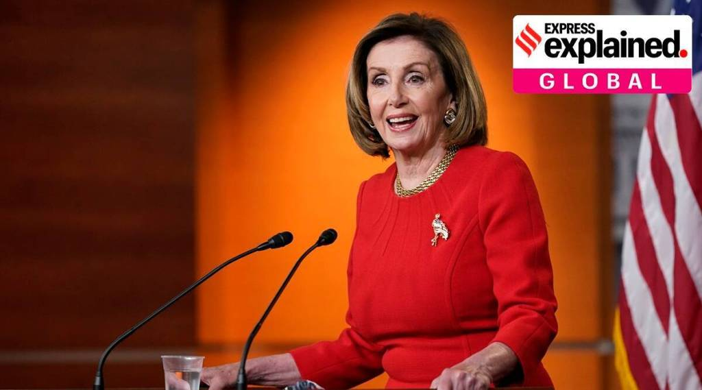 Why Nancy Pelosi called for a boycott of 2022 Beijing Winter Olympics