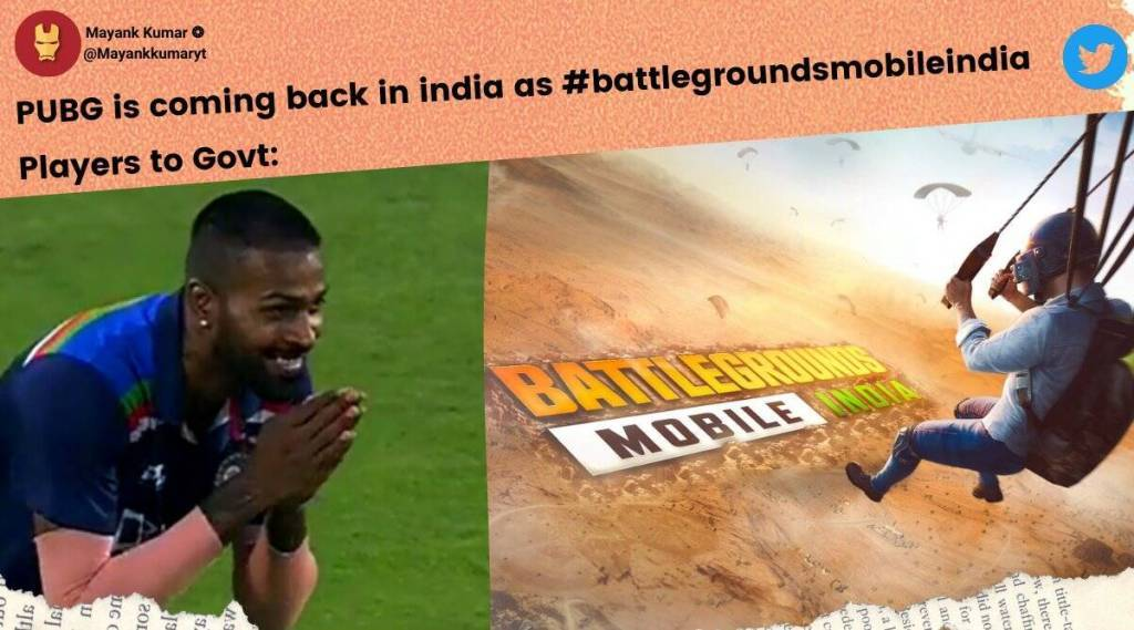PUBG developer announces 'Battlegrounds Mobile India', gamers rejoice with memes
