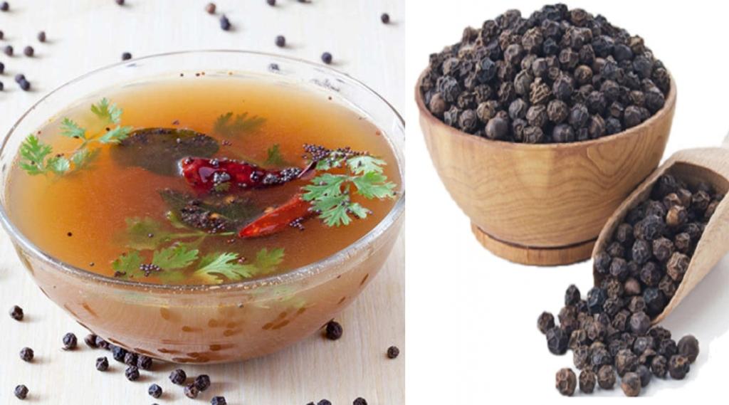 Rasam recipe Tamil News: How to make hotel style milagu rasam in tamil