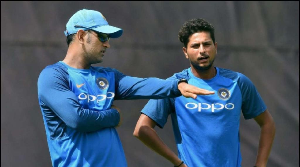 Cricket Tamil News: Kuldeep Yadav On Playing with his former captain MS Dhoni