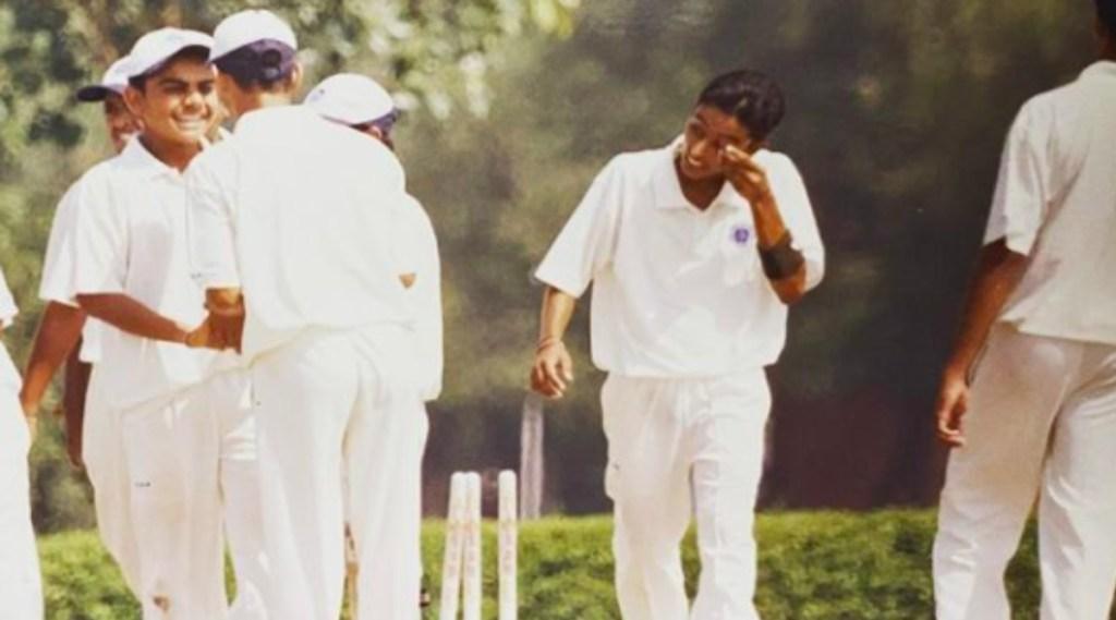 Cricket Tamil News: Unseen pics of Indian skipper Virat Kohli