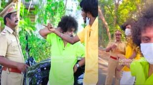 Vijaytv pugazh Tamil News: Cook with comali pugazh and Bala recent prank video with police