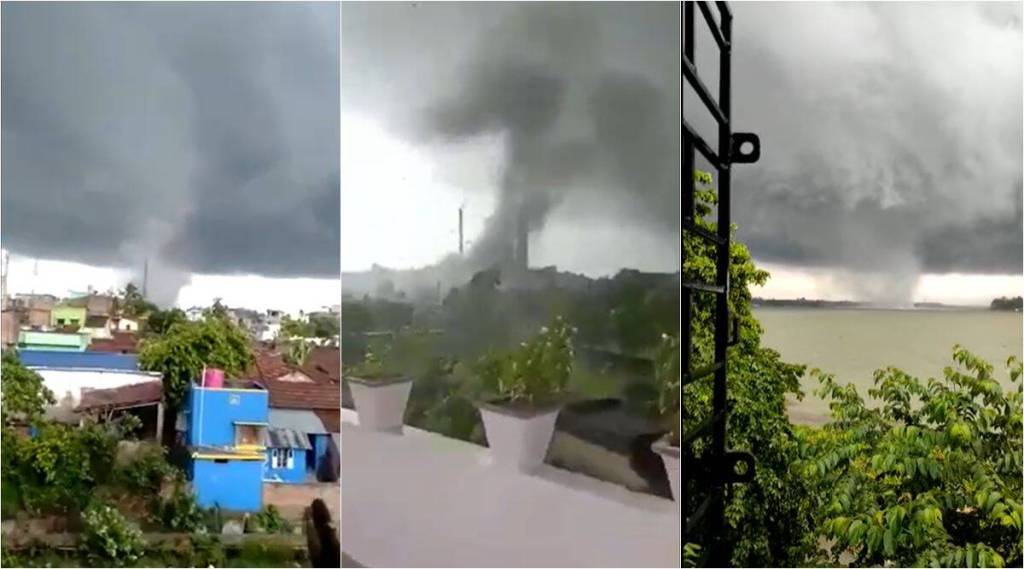 Video of 'tornado' in West Bengal districts flood social media