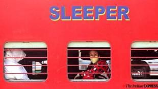 Coronavirus traveller traffic on railways slumps in April May Tamil News