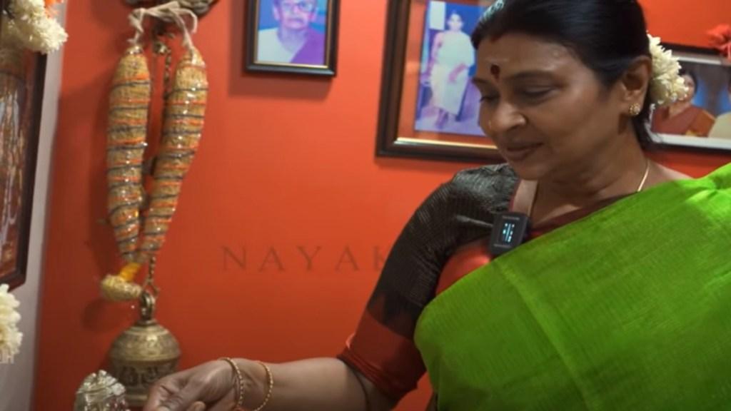 Durga Stalin Pooja Room Visit Viral Video Tamil