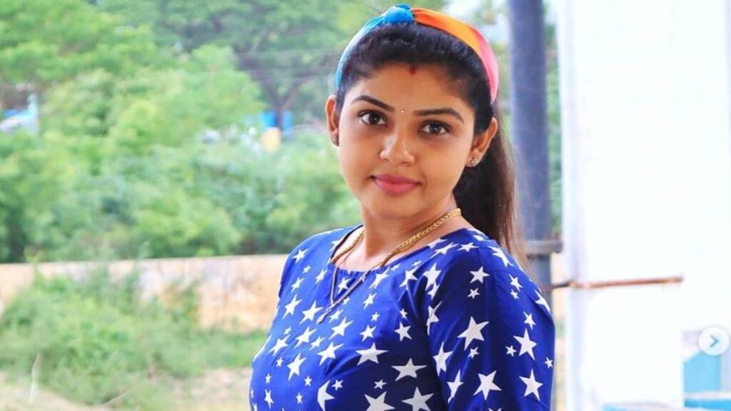 Pandian Stores Serial Hema Viral Babycare Youtube Video Tamil News