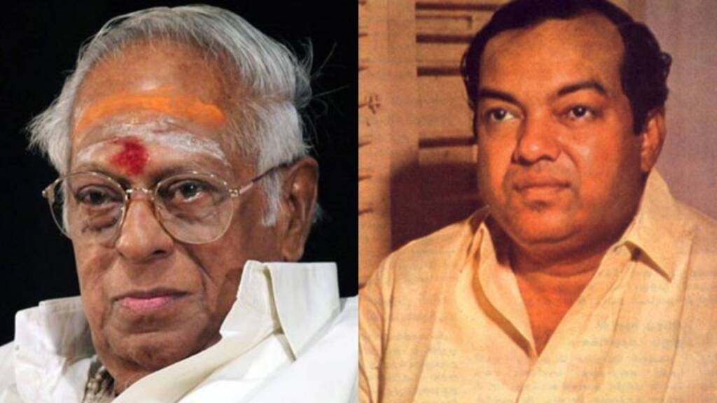 Mellisai Mannar MSV shares about Kannadasan Birthday Specials Tamil