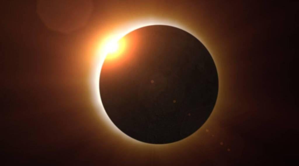 Solar Eclipse 2021 Date time how to watch ring of fire Tamil News