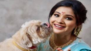 Serial Actress Sharanya Turadi Garden Tour Tamil News