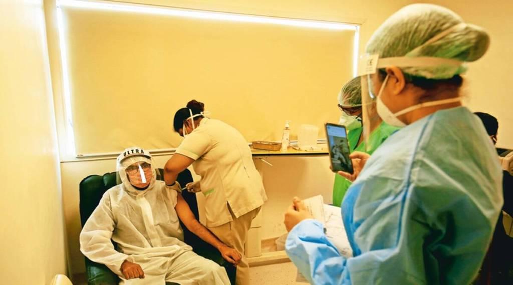 Covid vaccine procurement global tenders Tamil News