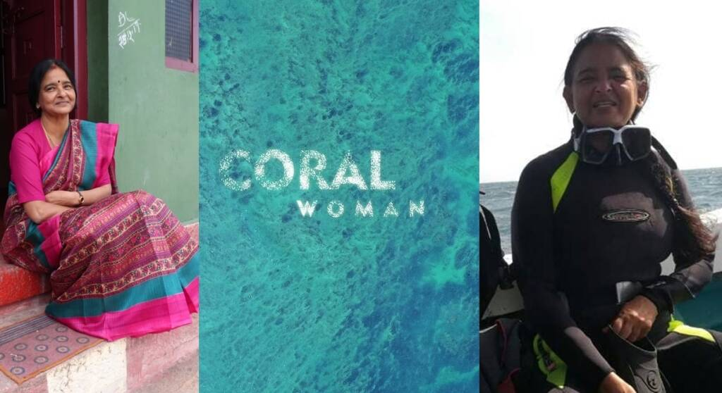 Coral woman, Uma Mani, Interview, environmental issues, Gulf of Mannar,