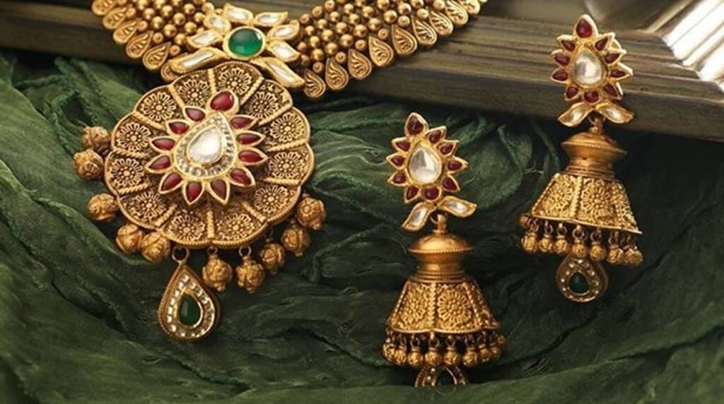 Gold rate, gold jewellery