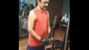 mk stalin workout