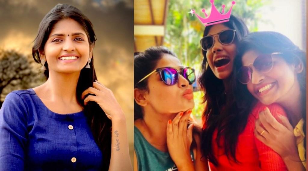 Cooku with comali Kani Tamil News: Kani with her sisters vijayalakshmi and niranjani pics goes viral