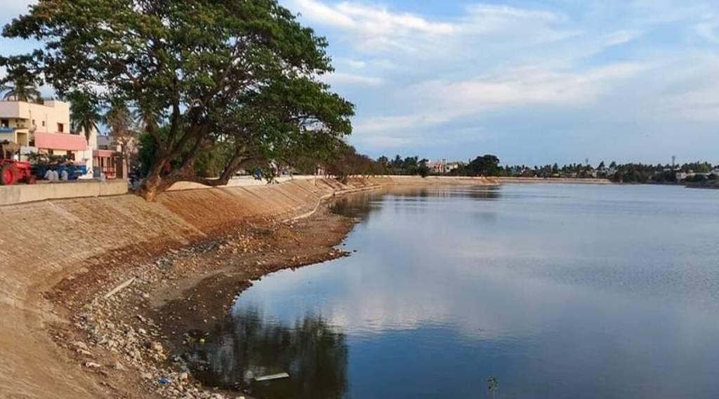 Chennai: As lockdown eases, Chitlapakkam residents hope lake is restored before monsoon