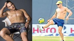 Cricket news in tamil: Secrets behind faf du plessiss tattoos