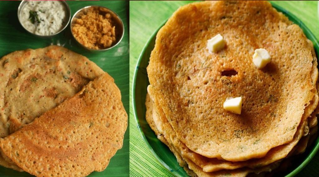 Dosai recipe Tamil News: how to make adai dosa in tamil
