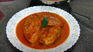 Fish Curry Recipe in tamil: How to make home style fish curry