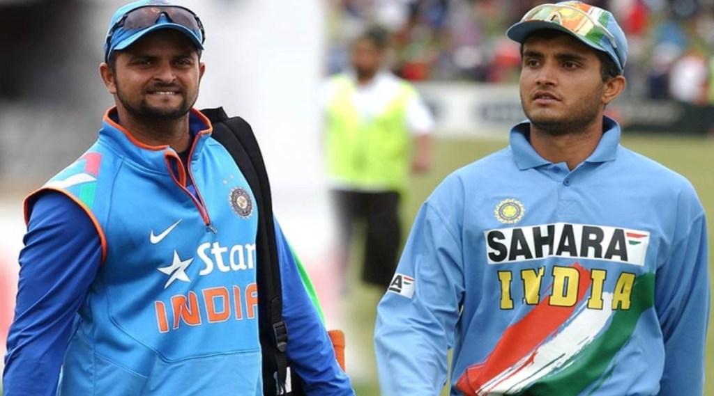 Suresh Raina Tamil News: 'I Never Say Dada Made this Team' says former indian cricketer Suresh Raina
