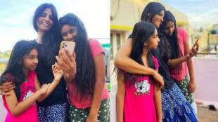 COOK WITH COMALI Tamil News: Cooku with comali Kani shares cute video of her daughter