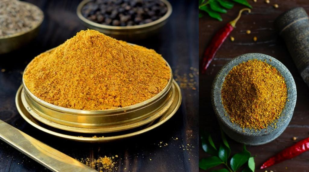 Rasam Powder Recipe in tamil: Homemade Rasam Podi makeing in simple steps