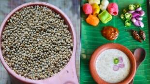 Kambu Koozh recipe in tamil: how to make Pearl Millet Porridge Recipe in Tamil
