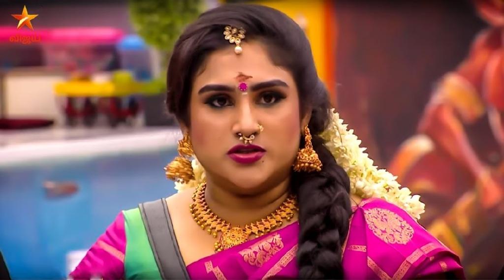 vanitha vijayakumar Tamil News: Vanitha's fans wants her makeup artist to be changed