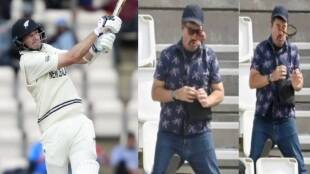 WTC Final Tamil News: Tim southee's huge six injures fan's face and his cooler
