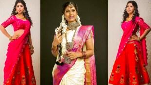 Tamil Entertainment News: samayal manthiram fame vj girijasree announces her pregnancy via insta post