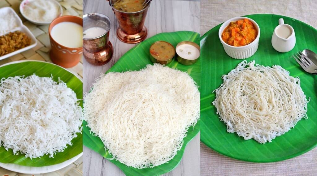Idiyappam Recipe in Tamil | How to make Idiyappam in Tamil | String hoppers Recipe
