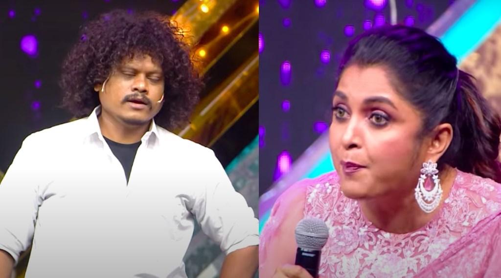 bigg boss jodigal Tamil News: bb jodikal judge ramya krishnan does prank with Cooku with comali pugazh