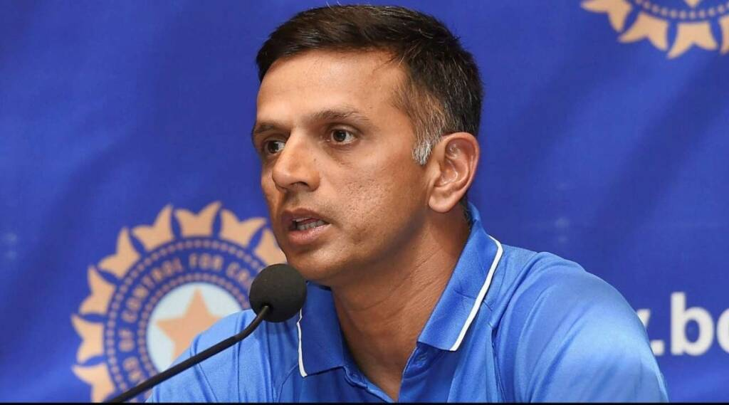 Ind vs sl 2021: Rahul Dravid about srilanka tour indian team