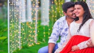 Serial actress Actress Sridevi Ashok Tamil News: Sridevi Ashok'S baby shower pics goes viral