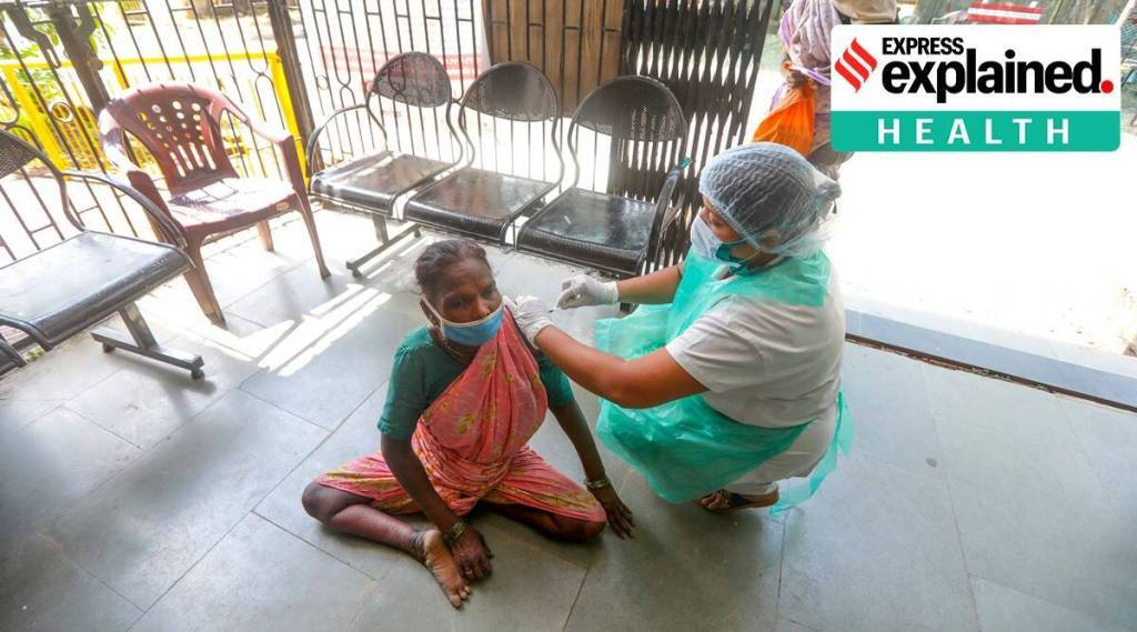 At risk policy change government putmoney on new platform covid vaccine CorbevaxTamil News
