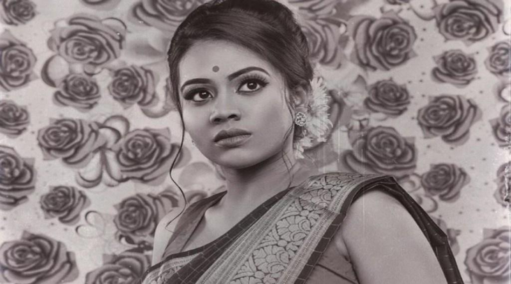 Pandavar Illam Malliga Aarthi Subash Stylish Photoshoot Photos