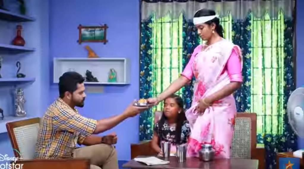 Barathi Kannamma Serial, Barathi Kannamma, Vijay TV, Barathi meets Kannamma, பாரதி கண்ணம்மா சீரியல், பாரதியும் கண்ணம்மாவும் சேர்வார்களா, பாரதி கண்ணம்மா புரோமோ, Viewers expect Barathi and Kannamma will join, barathi kannamma news, barathi kannamma promo
