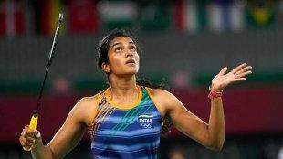 PV Sindhu, Olympics, today news
