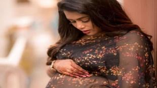 Bharathi Kannamma Farina Azad about her Pregnancy Tamil News